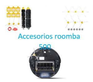 accesorios roomba 500