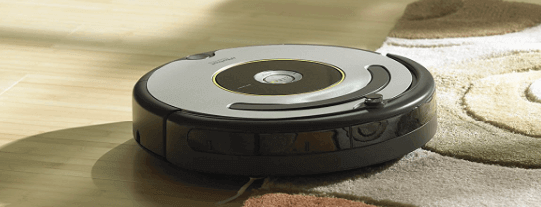 modelo 612 Roomba aspirador