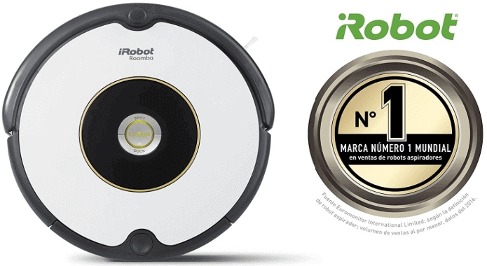 Oferta Roomba aspirador