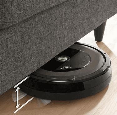 Diseño Roomba robot 896