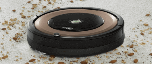 Aspirador iRobot Roomba
