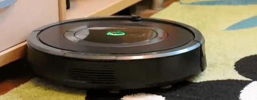 786 Roomba modelo aspirador