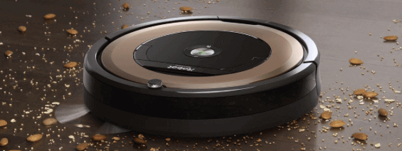aspirador 895 de Roomba