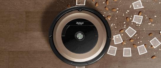 895 Roomba aspirador