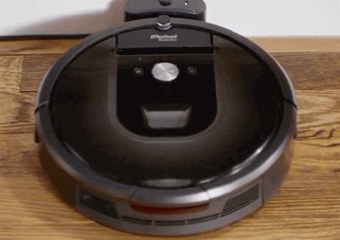 695 aspiradores Roomba