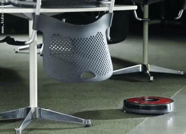 Roomba anti golpes modelo 765