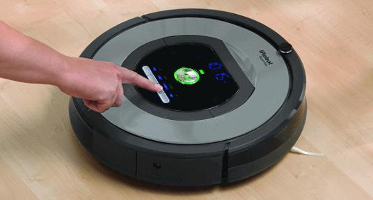 Aspirador Roomba 772