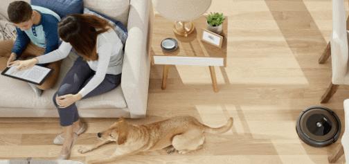 Roomba irobot mascotas