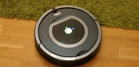 Modelo 786 de Roomba